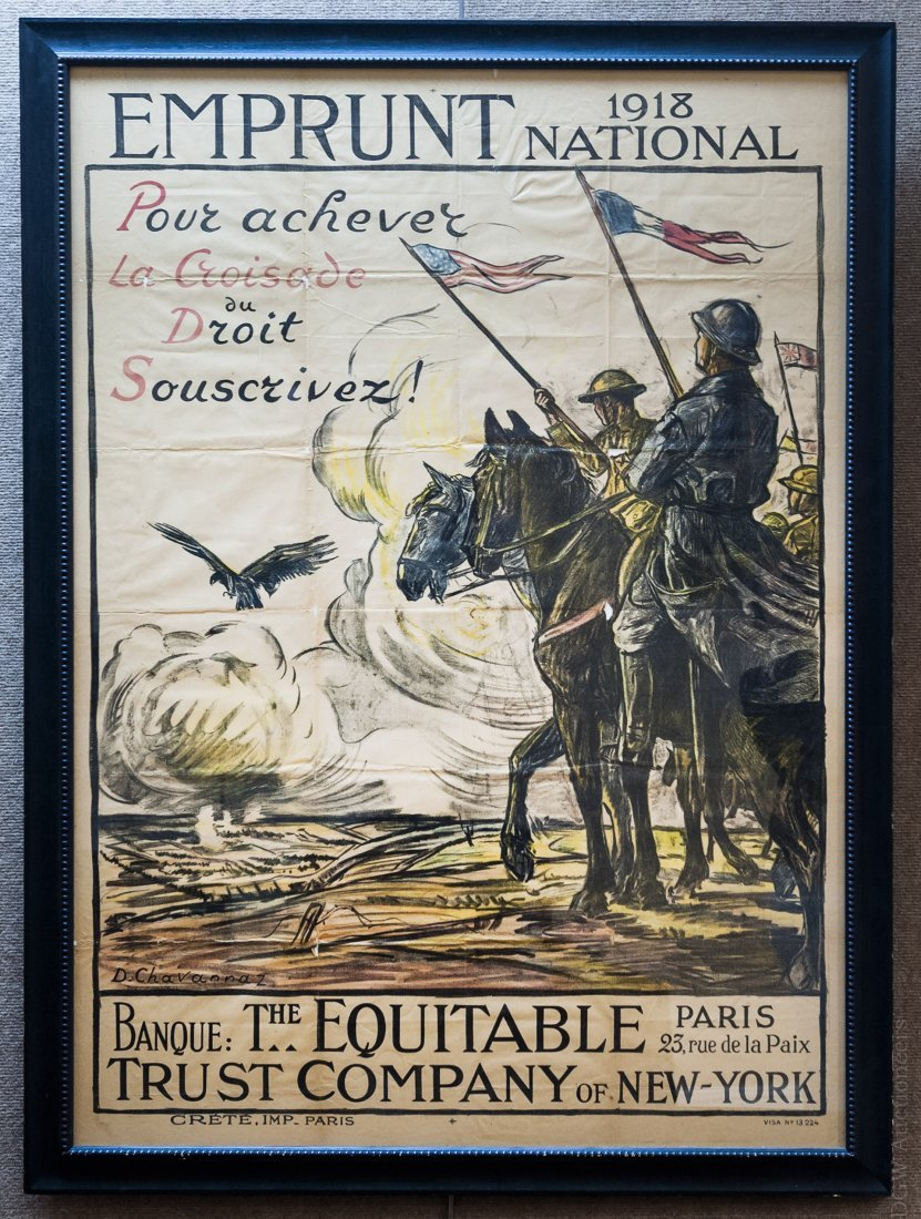 Emprunt 1918 National Poster.