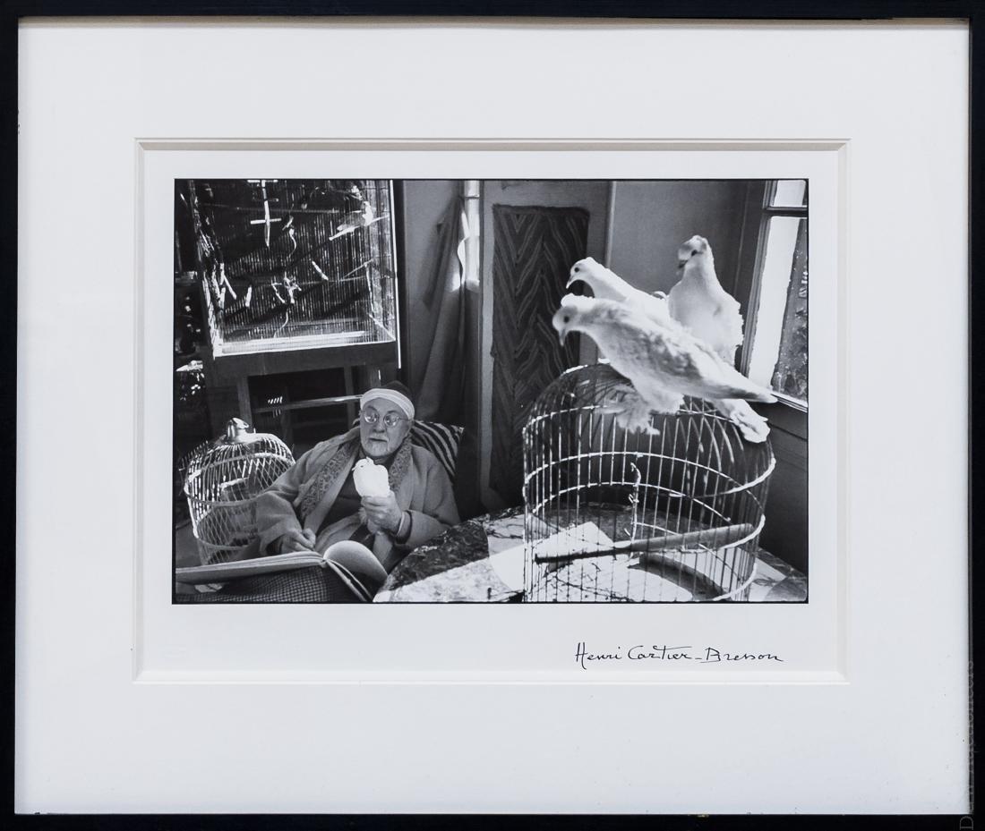 Henri Cartier-Bresson Photographic Print.