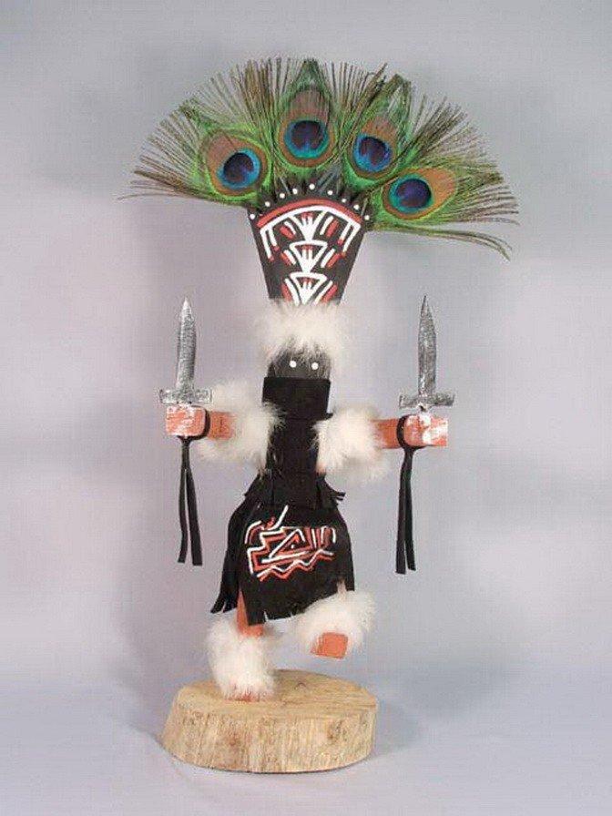 16K: Kachina Doll--Apache