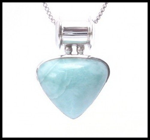 5W: Triangular Larimar