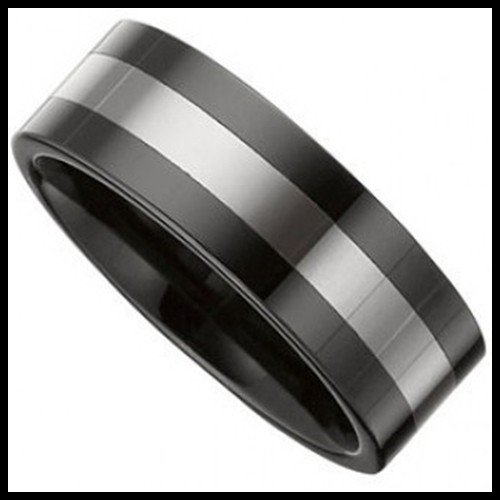 6F: Ceramic and Tungsten Ring