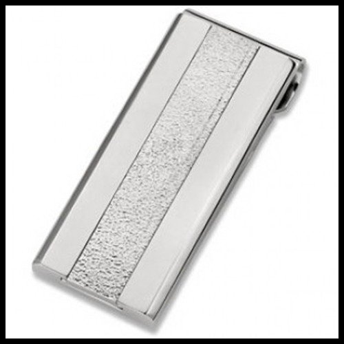 13F: Stainless Steel Money Clip