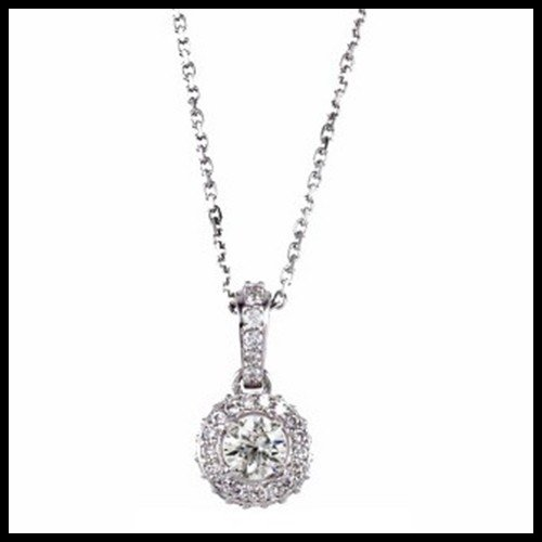 5F: THE CLASSIC DIAMOND PENDANT