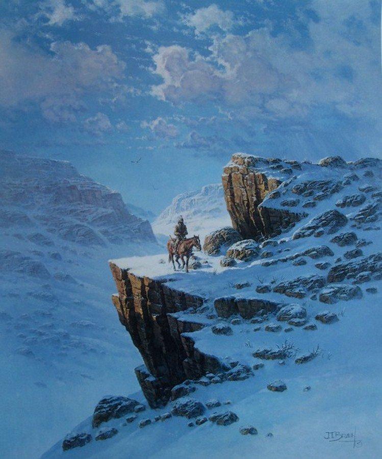 643T: JORGE TARALLO BRAUN MOUNTAIN MAJESTY LIMITED ED.