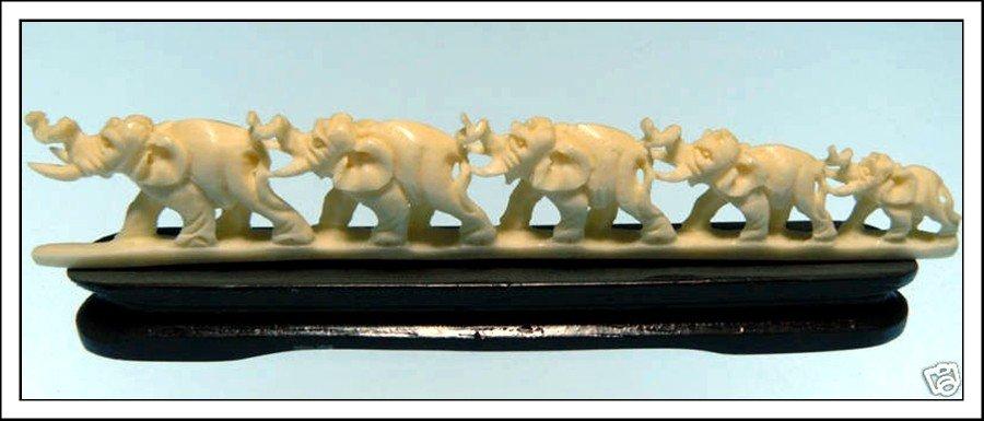 1J: BONE ELEPHANTS BRIDGE