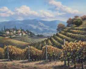 "5G: SUNG KIM""VINEYARD VILLAGE"""