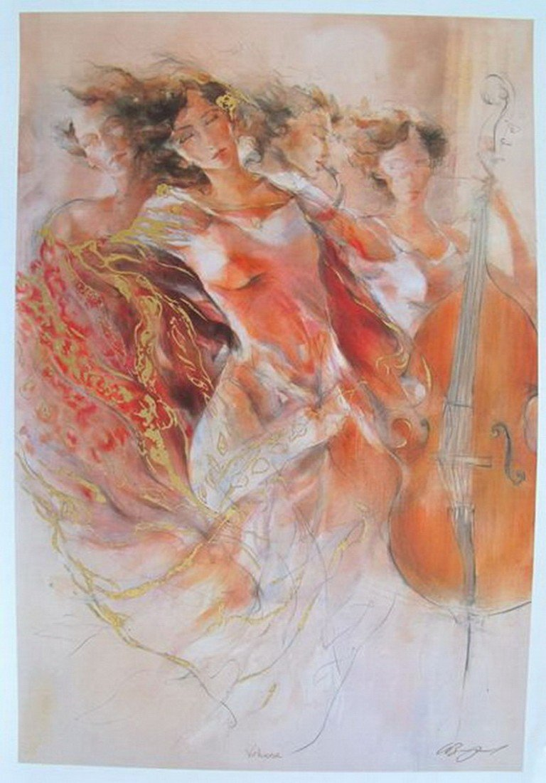 1T: GARY BENFIELD VIRTUOSA HAND SIGNED LIMITED ED. SE