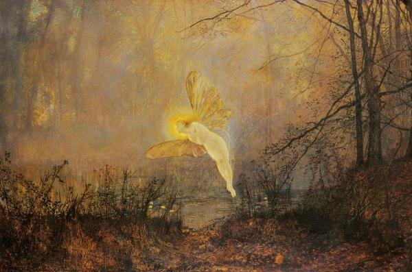 "26H: JOHN ATKINSON GRIMSHAW  ""MIDSUMMER NIGHT"""