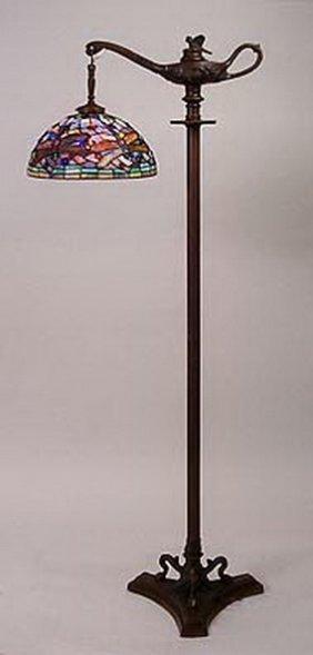 1B: ALADDIN FLOOR LAMP