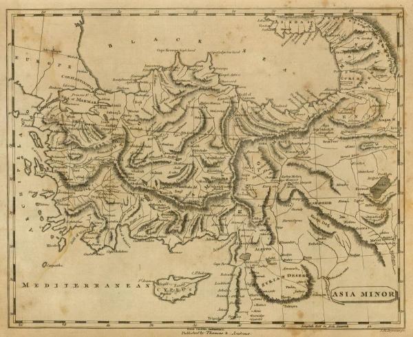 "581G: ASIA MINOR, 1812"""