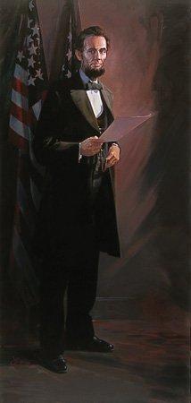 1W: JOHN BUXTON - ABRAHAM LINCOLN