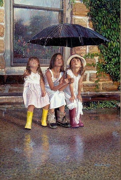937W: STEVE HANKS - SUMMER RAIN