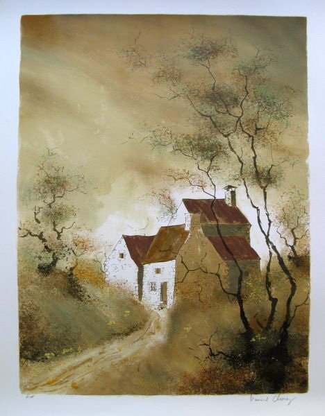 7T: BERNARD CHAROY HOME HAND SIGNED LIMITED ED.