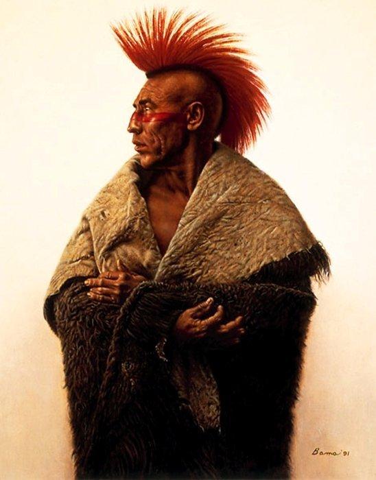 811W: JAMES BAMA - THE PAWNEE