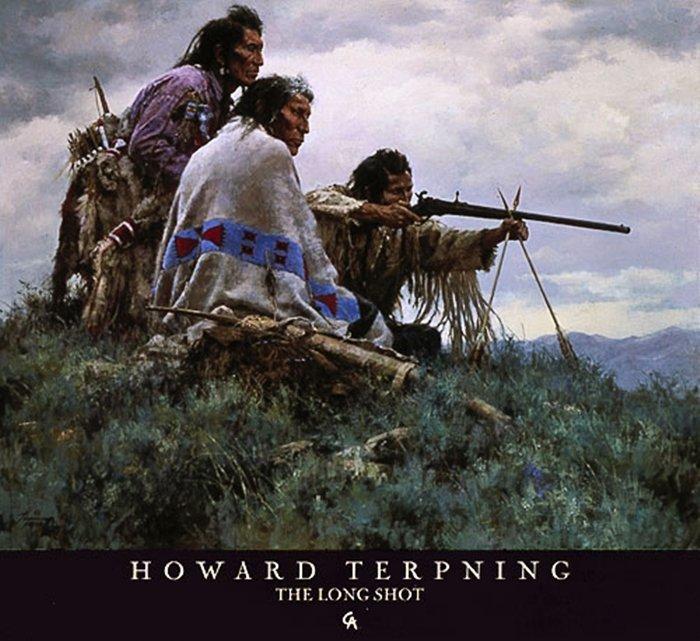 16W: HOWARD TERPNING - THE LONG SHOT