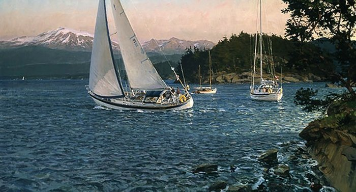 4W: CHRISTOPHER BLOSSOM - WINDWARD