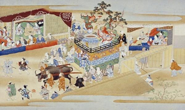 1B: SUMIYOSHI SCHOOL - FESTIVAL SCENE