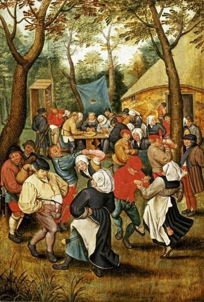 13B: PIETER BRUEGHEL - THE WEDDING FEAST