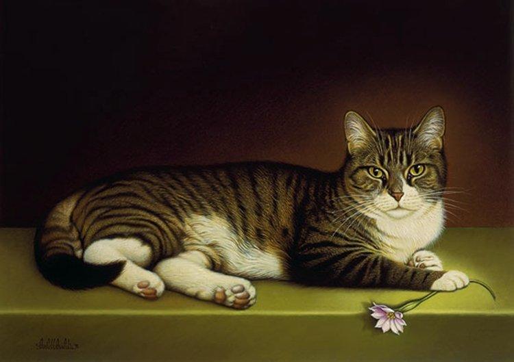 9W: BRALDT BRALDS - MISS KITTY