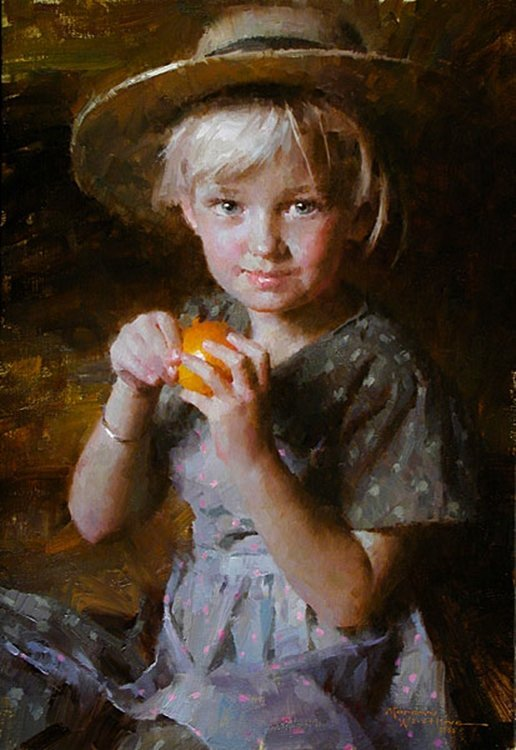 557W: Morgan Weistling - Tangerine