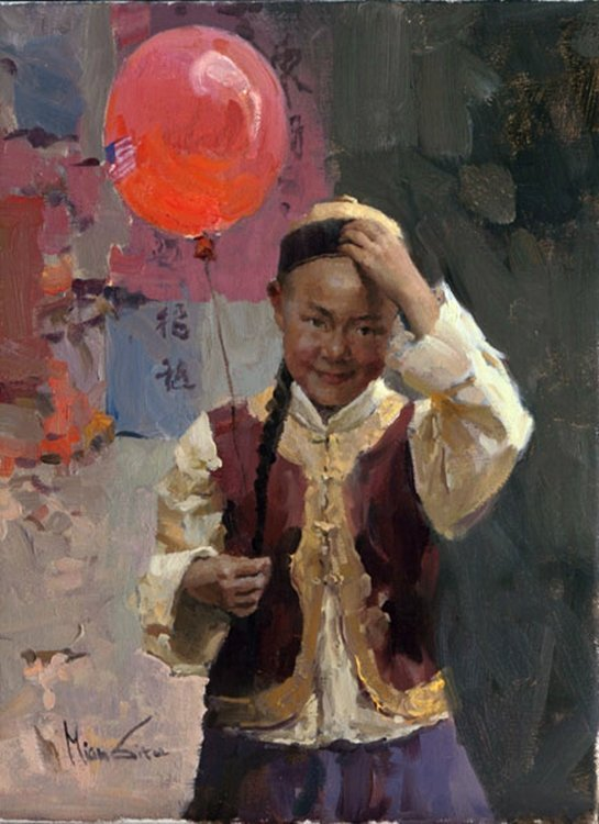 29W: Mian Situ - The Red Balloon