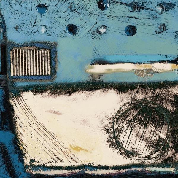 8B: FISCHER-WARNICA - NOCTURNE IN BLUE I
