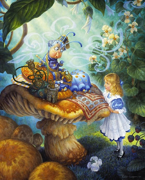 7W: SCOTT GUSTAFSON - THE ALICE IN WONDERLAND SUITE