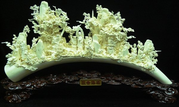 19P: BONE TUSK -- THE KWANYIN MOUNTAIN