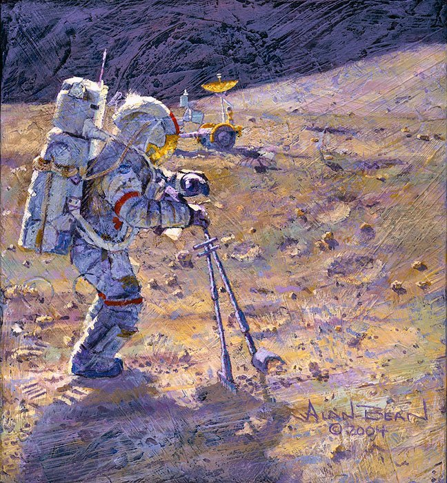 23W: Some Tools of Our Trade - by Alan Bean