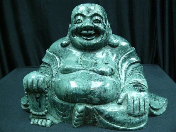 7P: JADE SITTING BUDDHA