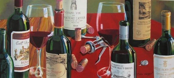 2T: DIMA GORBAN UNCORKED HAND SIGNED LIMITED ED. SERIGR