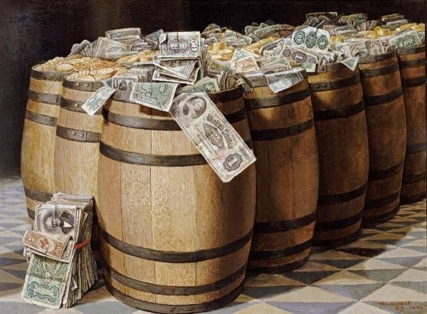 VICTOR DUBREUIL - MONEY TO BURN