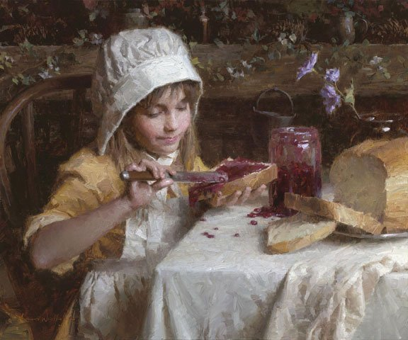 STRAWBERRY JAM - MORGAN WEISTLING
