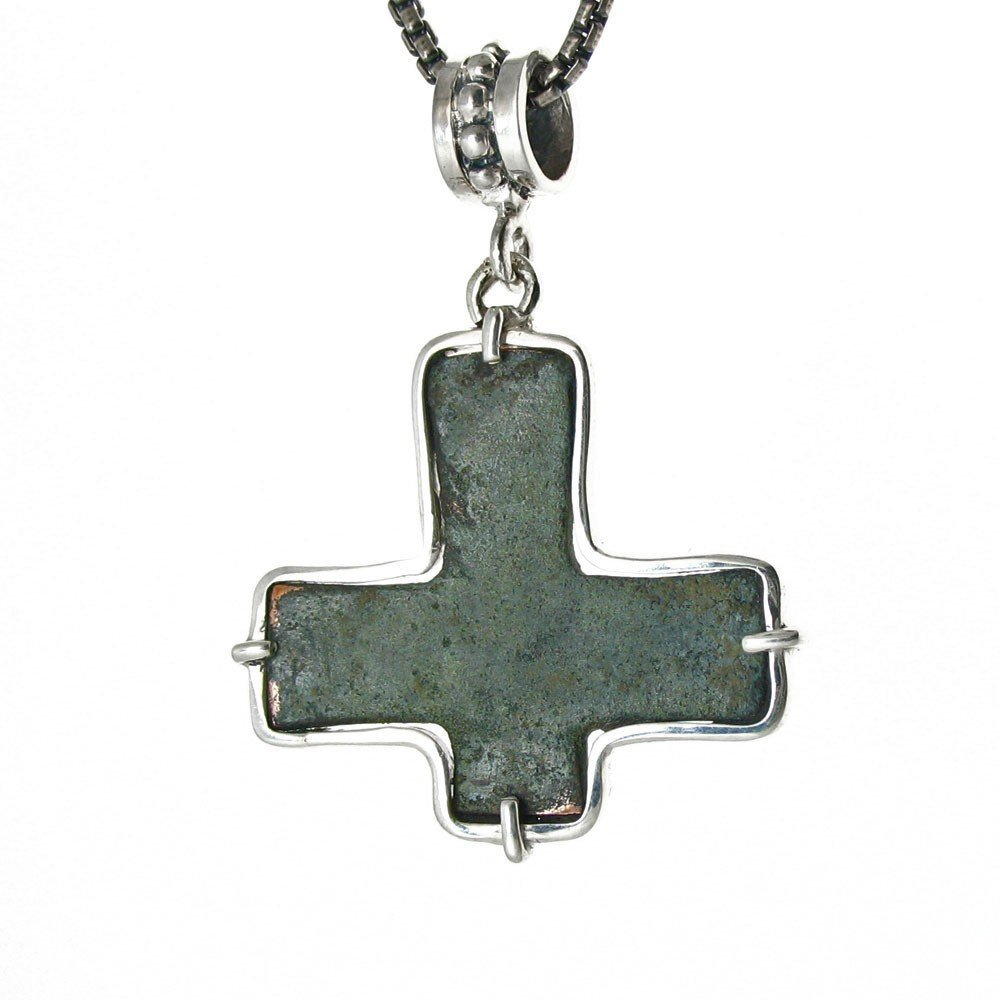 BYZANTINE CROSS, 8TH CENTURY