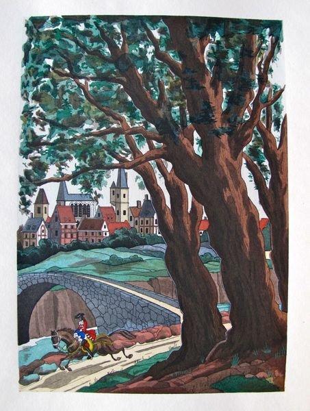12T - JEAN GRADASSI MEMOIRS OF CARDINAL DUBOIS 1950 COL