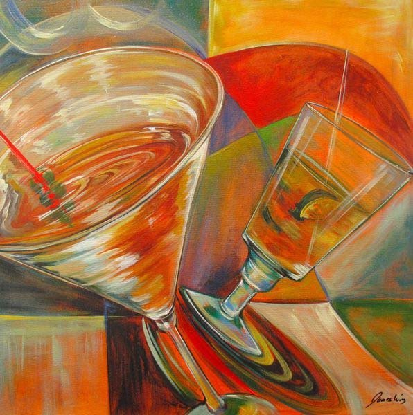 JAMES WING RUM RUNNER HAND SIGNED LIMITED ED. GICLEE ON