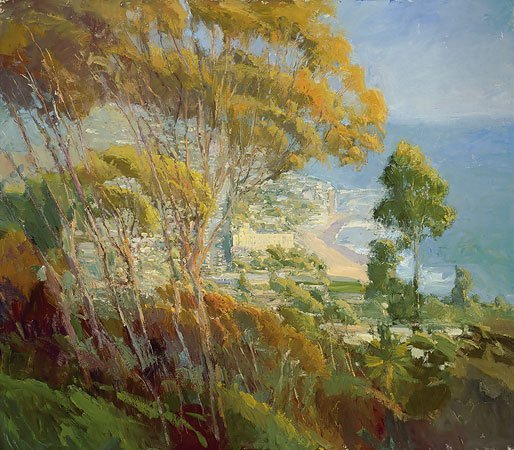 KEN AUSTER - FOREST FROM THE TREES