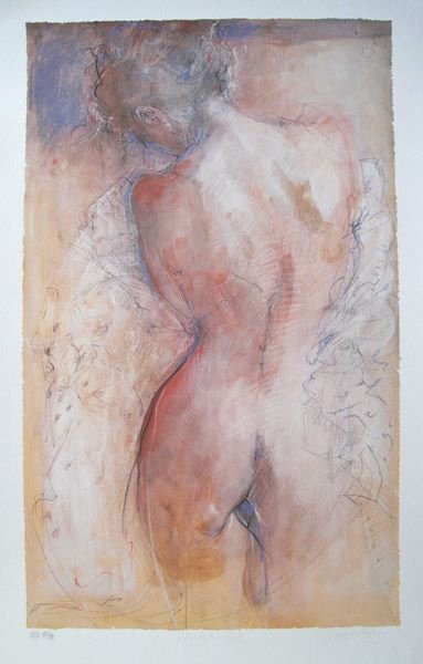 Janet Treby MYSTIQUE Hand Signed Limited Ed. Giclee