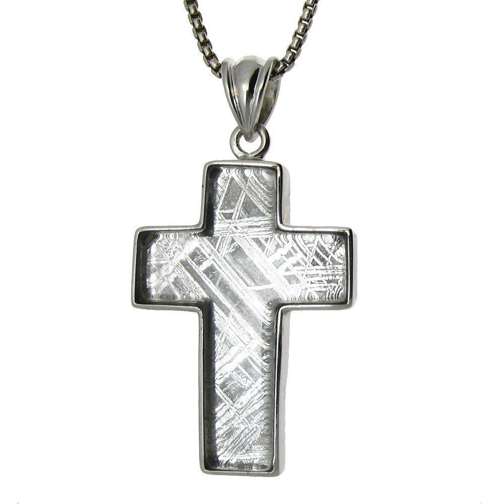 Gibeon Meteorite Cross
