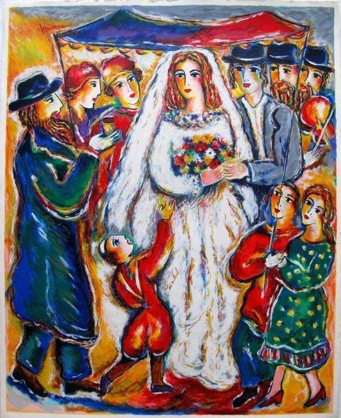 ZAMY STEYNOVITZ UNDER WEDDING VOWS UNDER THE CHUPA