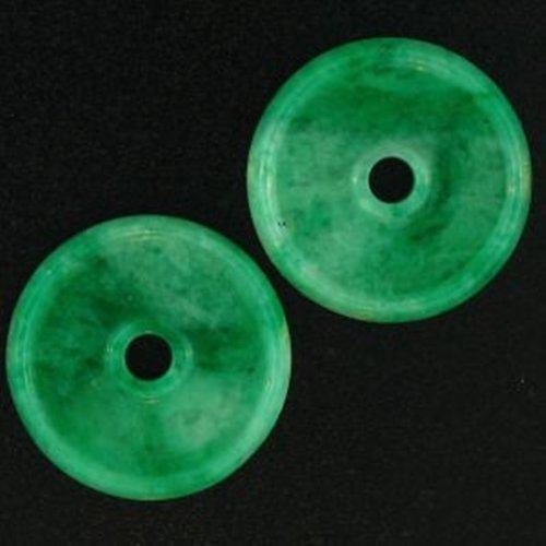 """NATURAL GREEN JADE LOOSE - Grade """"A"""" Jade"""