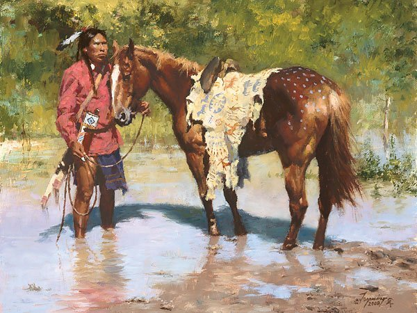 HAND SIGNED - HOWARD TERPNING - DEEDS OF HIS FATHER
