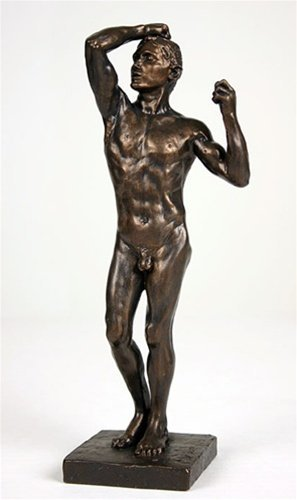 AGE OF BRONZE BY RODIN