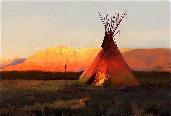 HAND SIGNED - R. TOM GILLEON - RED DAY BUTTE