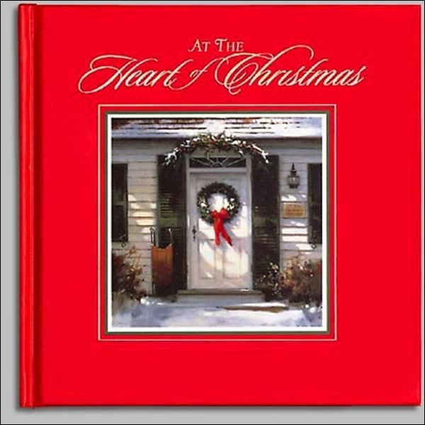 HAND SIGNED - PAUL LANDRY - AT THE HEART OF CHRISTMAS