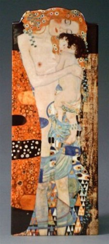 THREE AGES OF WOMEN VASE BY KIMT
