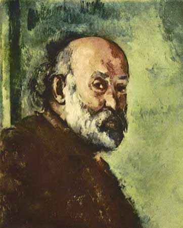 PAUL CEZANNE PORTRAIT DE PAUL CEZANNE AMBROISE VOLLARD