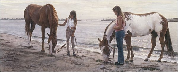 HAND SIGNED - STEVE HANKS - CONNECTIONS