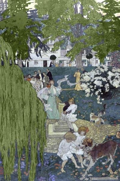 ELIZABETH SHIPPEN GREEN  - LIFE WAS MADE FOR LOVE AND