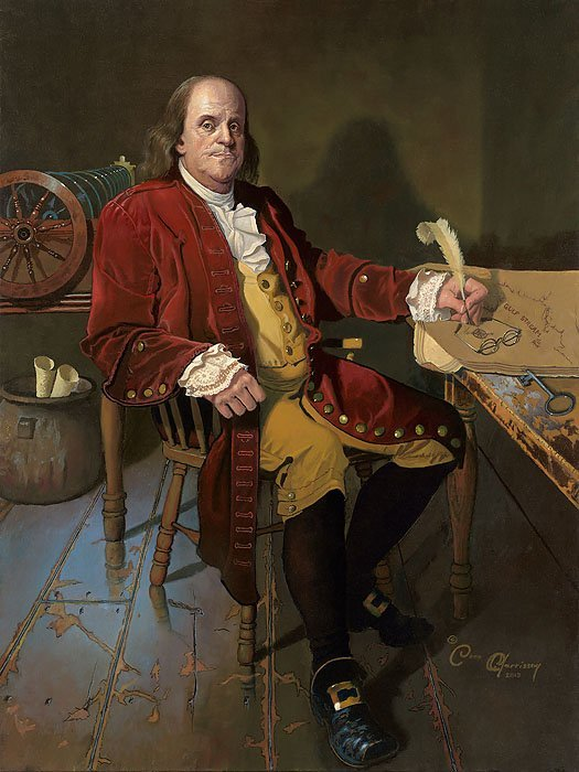 BEN FRANKLIN: PATRIOT AND RENAISSANCE MAN - DEAN